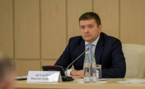 вице-спикер Совфеда Николай Журавлев
