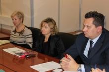 Столичные налоговики обсудили вопросы межведомственного взаимодействия с Центральным таможенным управлением