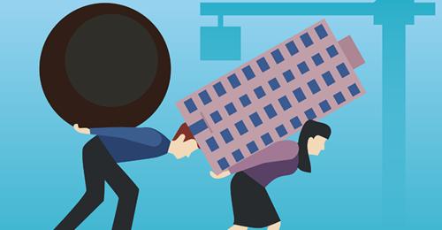 ВС допустил оплату ипотеки мужа-банкрота за счет жены