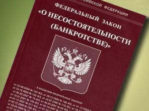 Завтра вступают в силу поправки в закон о банкротстве юридических лиц